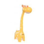 GIRAFFE YELLOW LED DESK LAMP