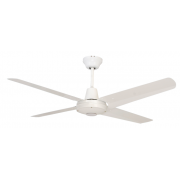 HURRICANE HYBRID 140CM WHITE 4 BLADE CEILING FAN