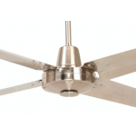 HURRICANE HYBRID 140CM 316 STAINLESS 4 BLADE CEILING FAN
