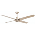HURRICANE HYBRID 120CM 304 STAINLESS 4 BLADE CEILING FAN