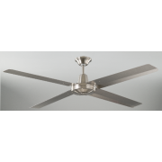 HURRICANE 130CM 304 STAINLESS 4 BLADE CEILING FAN