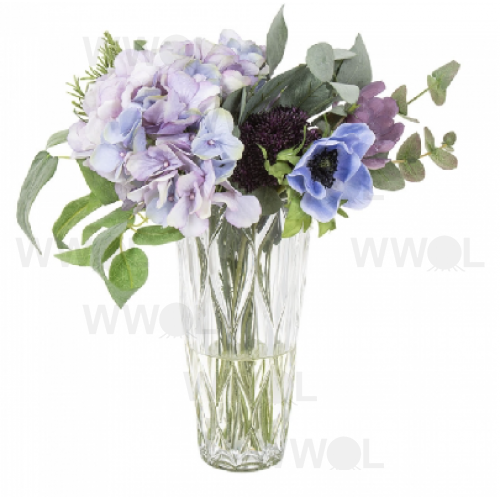 Hydrated Mix Bouquet in Vase