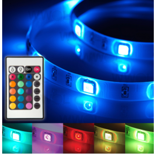 LED RGB COLOUR CHANGING RIBBON PACK