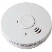 LIFESAVER 10 YEAR SEALED WIRELESS PHOTOELECTRIC SMOKE ALARM