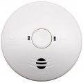LIFESAVER SMOKE ALARM HARD WIRED BATTERY BACK UP PHOTOELECTRIC INTERCONNET