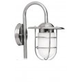LUME STAINLESS EXTERIOR WALL LIGHT