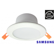 LUMEN 10W SAMSUNG STEP DIMMABLE LED WHITE NATURAL WHITE DOWN LIGHT