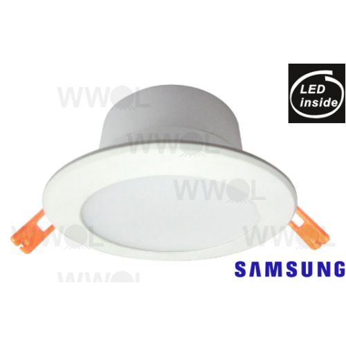 LUMEN 10W SAMSUNG NON DIMMABLE LED WHITE NATURAL WHITE DOWN LIGHT