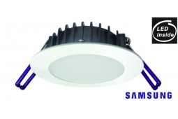 LUMEN 12W SAMSUNG DIMMABLE LED WHITE NATURAL WHITE DOWN LIGHT