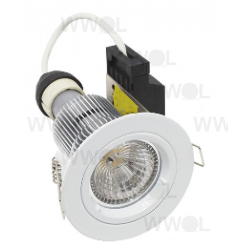 LUMEN 9W FIXED LED WHITE WARM WHITE