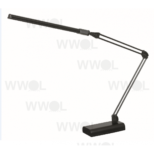 LUX FLEX 4 WATT LED DESK LAMP BLACK