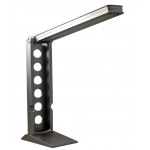 LUX FOLD 7 WATT LED DESK LAMP BLACK