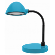 LUX PLAY 5.4 WATT LED DESK LAMP BLUE