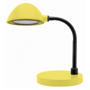 LUX PLAY 5.4 WATT LED DESK LAMP YELLOW