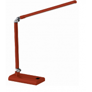 LUX REACH 4 WATT LED DESK LAMP RED