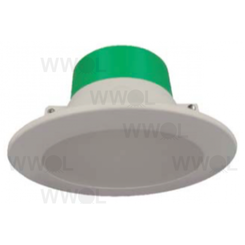 LUXOR 10 WATT LED DOWN LIGHT IP44 IC-F 3000K DIMMABLE