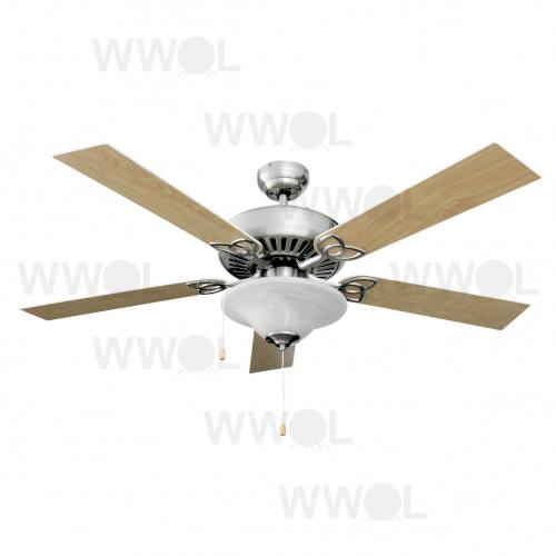 MORGAN 5 BLADE CEILING FAN AND LIGHT