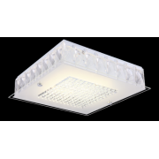 OSLO 18 WATT LED CRYSTAL CEILING LIGHT 4000K COOL WHITE
