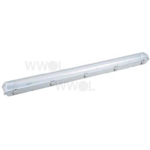 PARSEC 1 X 22 WATT LED WEATHERPROOF BATTEN IP65 6500K