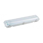 PARSEC 2 X 10 WATT LED WEATHERPROOF BATTEN IP65 6500K