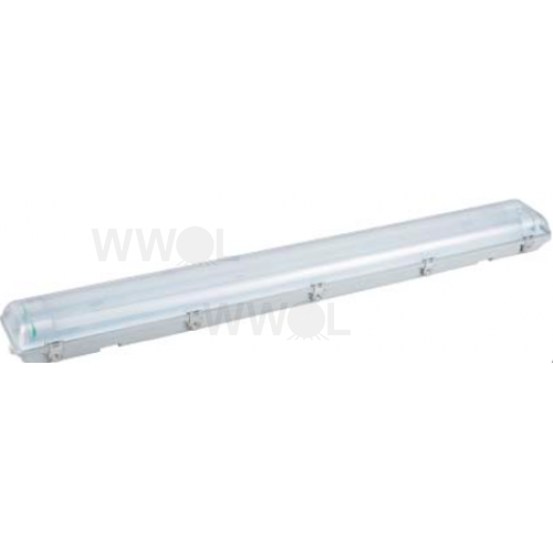 PARSEC 2 X 22 WATT LED WEATHERPROOF BATTEN IP65 6500K