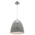 DOME GREY MARBLE PENDANT
