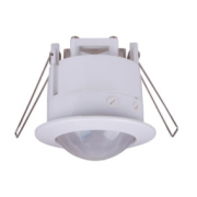 360 DEGREE RECESSED SENSOR WHITE
