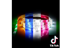 TIK TOK 10 METER LED RGBW COLOUR CHANGING RIBBON PACK
