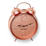 ZONE 25.5CM ROSE GOLD MEDIUM ALARM CLOCK