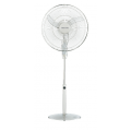 50CM PEDESTAL FAN INCL REMOTE CHROME