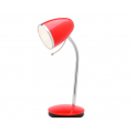 SARA DESK LAMP RED