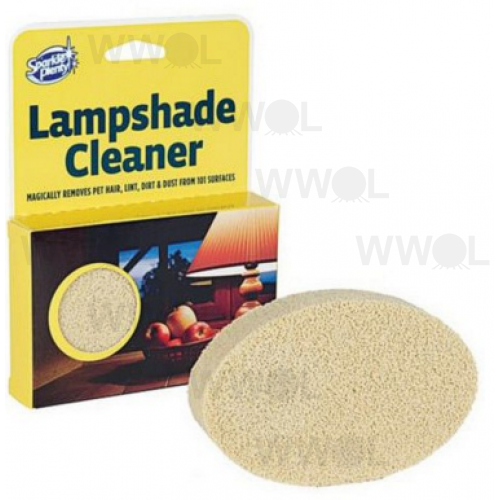 SPARKLE PLENTY LAMP SHADE CLEANER