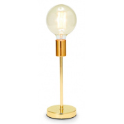 GOLD 44CM TABLE LAMP