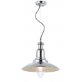 MARION CHROME INDUSTRIAL PENDANT