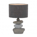 SANDY STONE TABLE LAMP