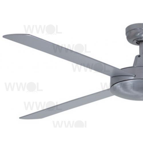Air Flight 130cm Brushed Aluminium Ceiling Fan