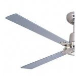 AIR GLIDE 120CM CEILING FAN 4 BLADE SILVER