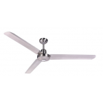 AIR BORNE 4/3 BLADE 140CM STAINLESS FAN