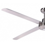 AIR BORNE 4/3 BLADE 120CM STAINLESS FAN