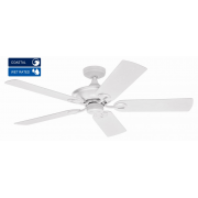 MARIBEL 132CM WHITE CEILING FAN