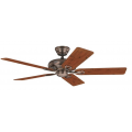 SAVOY AMBER BRONZE CEILING FAN