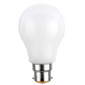 7 WATT 3000K WARM WHITE B22 LED GLS GLOBE