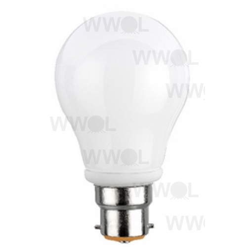 5 WATT 6000K DAY LIGHT E27 LED GLS GLOBE