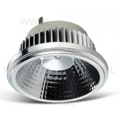 14 WATT 12V AC/DC AR111 LED 750 LUMEN 24 DEGREE 2700K GLOBE