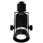 TR700RT 10.5 WATT 40 DEGREE LED ADJUSTABLE TRACK LIGHT WHITE 3000K WARM WHITE