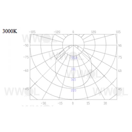saturn 15 watt led diy batten fix 5500k natural white