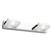 CUBE 2 LIGHT LED VANITY LIGHT