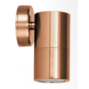 10 WATT LED FIXED DOWN COPPER 3000K 240V EXTERIOR LIGHT