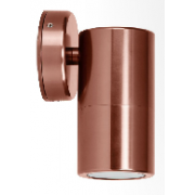 10 WATT LED FIXED DOWN ANODISED ALUMINIUM BRONZE 3000K 240V EXTERIOR LIGHT
