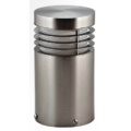 MINI BOLLARD 3.5 WATT LED LIGHT 316 STAINLESS STEEL WARM WHITE